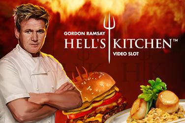 Gordon Ramsay Hells Kitchen Slots  (NetEnt)