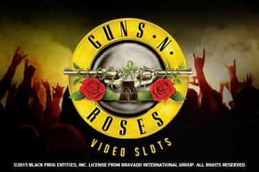 Guns N' Roses Touch Slots Mobile (NetEnt)