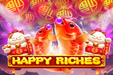 Happy Riches Automaty Mobile (NetEnt)