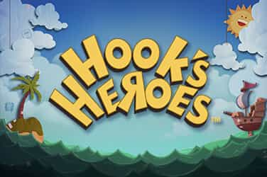 Hook's Heroes Slots Mobile (NetEnt)