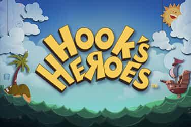 Hook's Heroes Slots  (NetEnt)