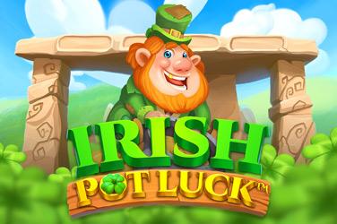 Irish Pot Luck Slots Mobile (NetEnt)