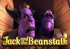 Jack and the Beanstalk Slots  (NetEnt)