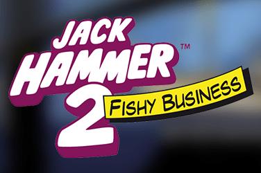 Jack Hammer 2 Automaty Mobile (NetEnt)