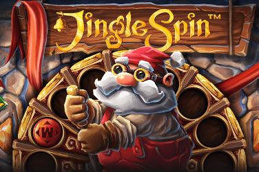 Jingle Spin™ Slots Mobile (NetEnt)