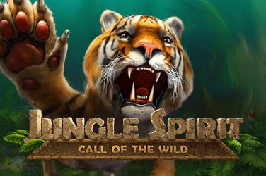 Jungle Spirit: Call of the Wild Slots Mobile (NetEnt)
