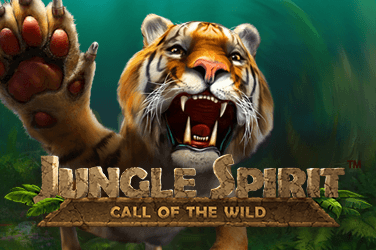 Jungle Spirit: Call of the Wild Slots  (NetEnt)