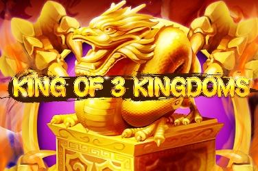 King of 3 Kingdoms Slots Mobile (NetEnt)