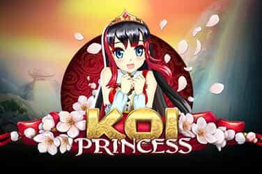 Koi Princess Slots  (NetEnt)