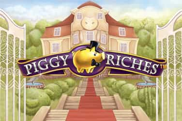 Piggy Riches Slots  (NetEnt)