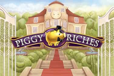 Piggy Riches Slots  (NetEnt)