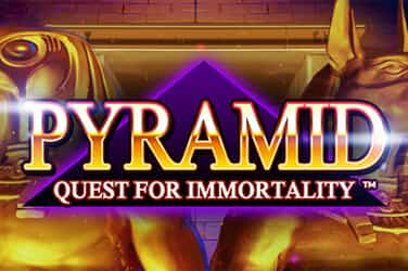 Pyramid: Quest for Immortality Slots  (NetEnt)