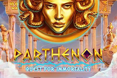 Parthenon: Quest for Immortality Slots Mobile (NetEnt)