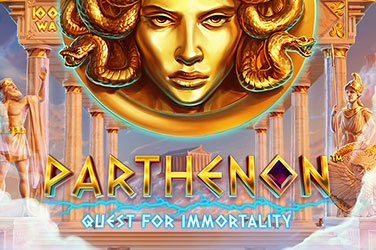 Parthenon: Quest for Immortality Slots  (NetEnt)
