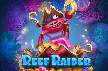 Reef Raider Slots  (NetEnt)