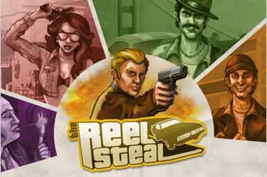 Reel Steal Slots  (NetEnt)