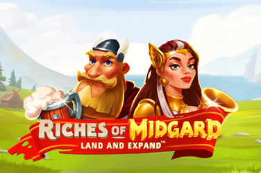 Riches of Midgard: Land and Expand Slots  (NetEnt)