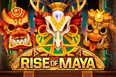 Rise of Maya Slots Mobile (NetEnt)