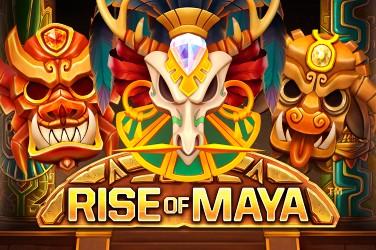 Rise of Maya Slots  (NetEnt)
