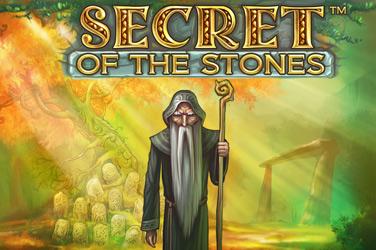 Secret of the Stones MAX Slots  (NetEnt)