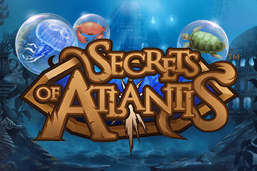 Secrets of Atlantis Slots  (NetEnt)