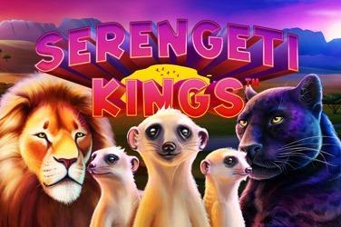 Serengeti Kings Slots Mobile (NetEnt)