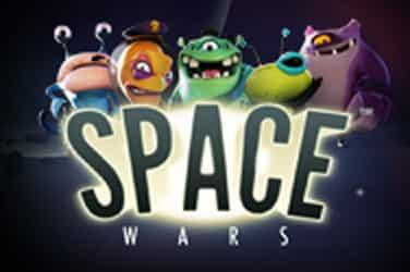 Space Wars Slots  (NetEnt)