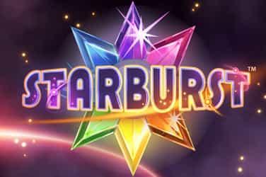 Starburst Slots Mobile (NetEnt)