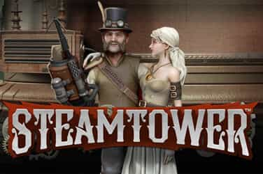 Steam Tower Slots Mobile (NetEnt)