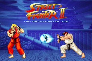 Street Fighter II: The World Warrior Slot Slots Mobile (NetEnt)