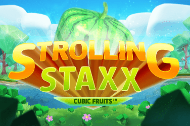 Strolling Staxx: Cubic Fruits™ Slots  (NetEnt)