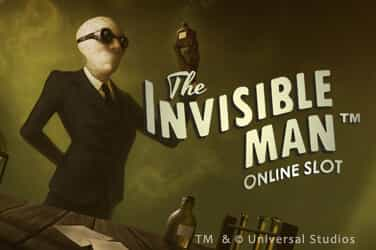 The Invisible Man Slots  (NetEnt)