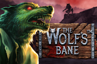 The Wolf's Bane Slots  (NetEnt)