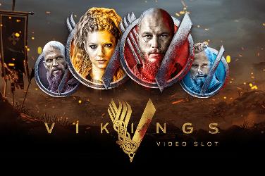 Vikings Slots  (NetEnt)