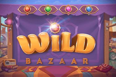 Wild Bazaar™ Slots  (NetEnt)