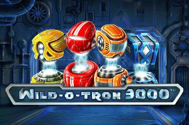 Wild-O-Tron 3000™ Slots  (NetEnt)