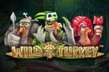 Wild Turkey Slots  (NetEnt)