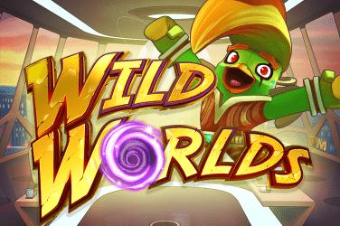 Wild Worlds™ Slots  (NetEnt)