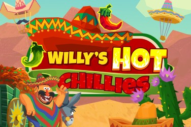 Willy's Hot Chillies Slots  (NetEnt)
