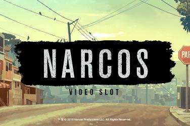 Narcos Slots  (NetEnt)