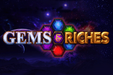 Gems Riches Slots  (Pariplay)