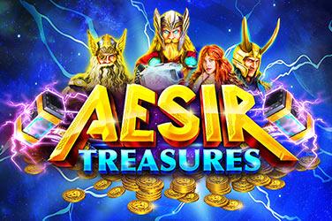 Aesir Treasures Slots Mobile (Pariplay)
