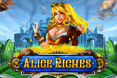 Alice Riches slots  (Pariplay)