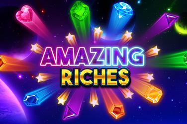 Amazing Riches Slots  (Pariplay)