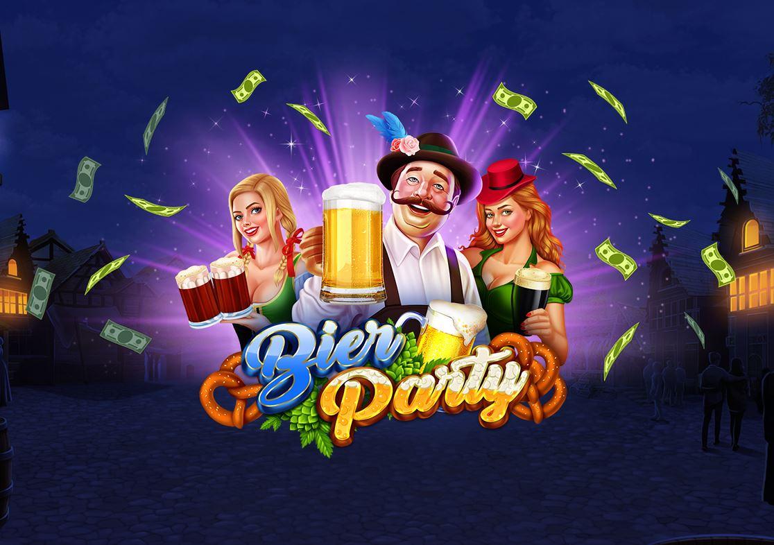 Bier Party Slots  (Pariplay)