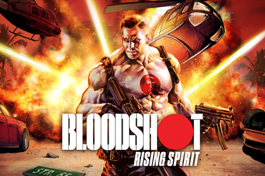 Bloodshot Rising Spirit Slots  (Pariplay)