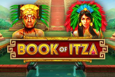 Book of Itza Slots  (Pariplay)