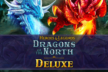 Dragons of the North Deluxe Slots  (Pariplay)