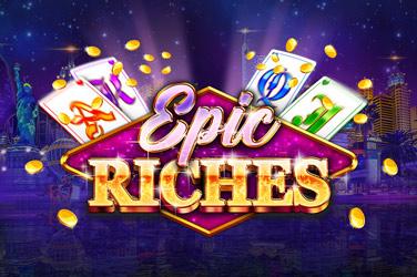 Epic Riches Slots  (Pariplay)