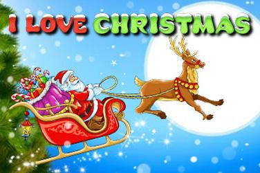 I Love Christmas Slots  (Pariplay)